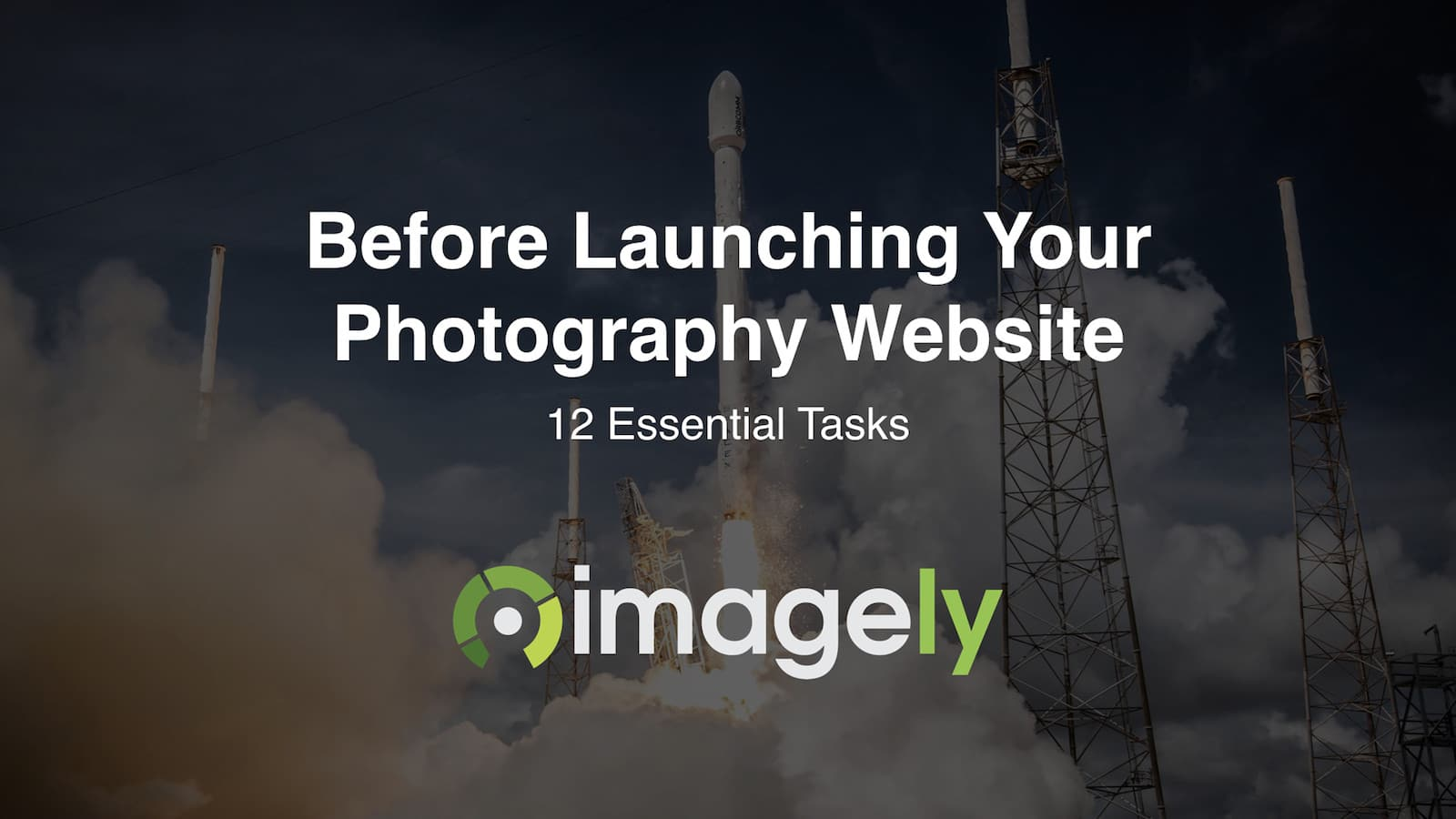 Before Launching Your Photography Website – 12 Essential Tasks