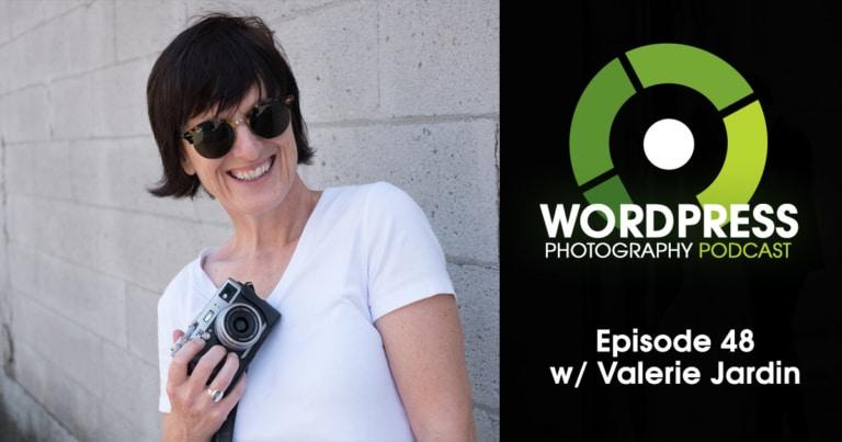 Episode 48 – Street Photography Website Essentials w/ Valerie Jardin