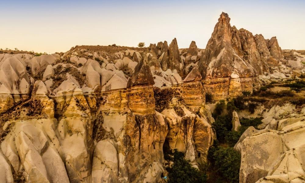 Montgolfier in Cappadocia