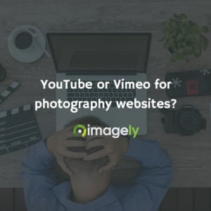 YouTube or Vimeo for photography websites?