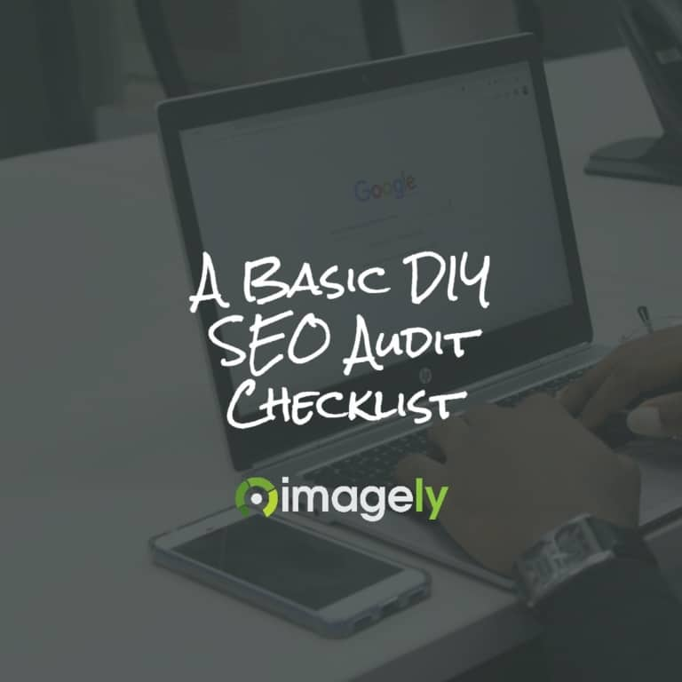 A Basic DIY SEO Audit Checklist
