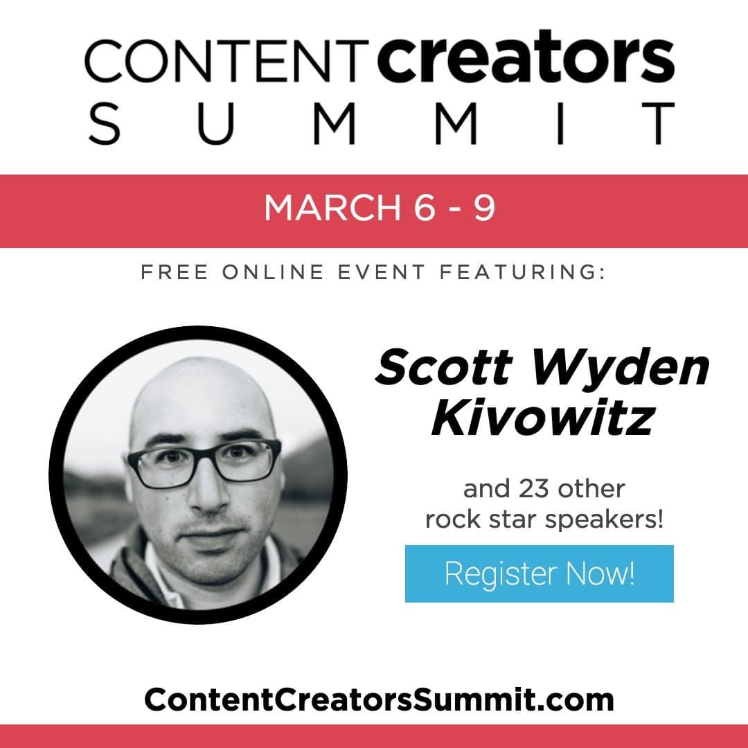content-creators-summit-scott-wyden-kivowitz