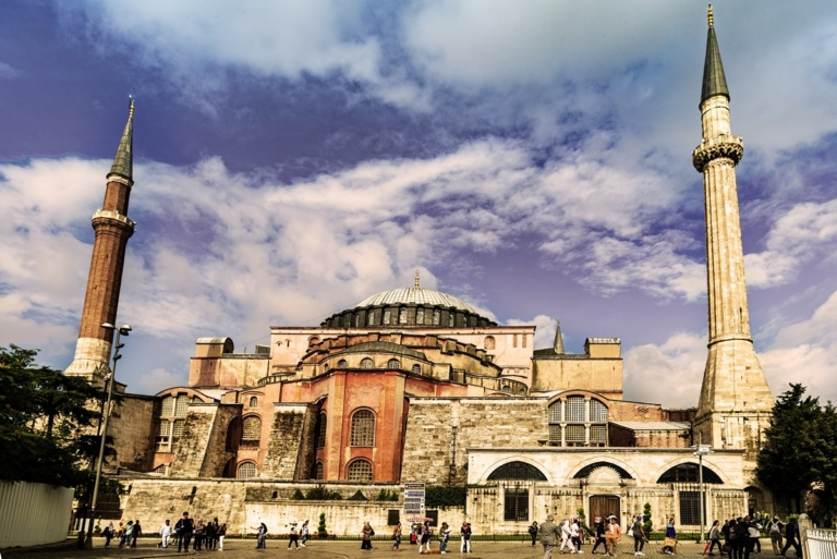 Two Mosques of Istanbul