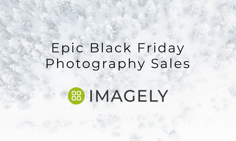 Epic 2019 Black Friday Photography Sales