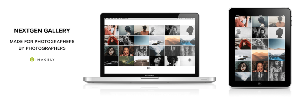 The same applies to your image galleries. We recommend using our NextGEN Gallery plugin. It provides a collection of display options and feature-rich layouts to choose from: