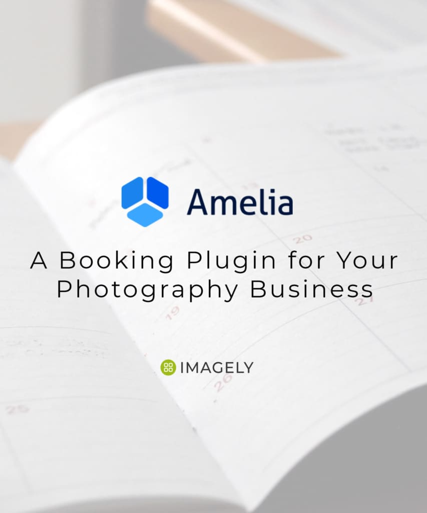 A Booking Plugin for Your Photography Business