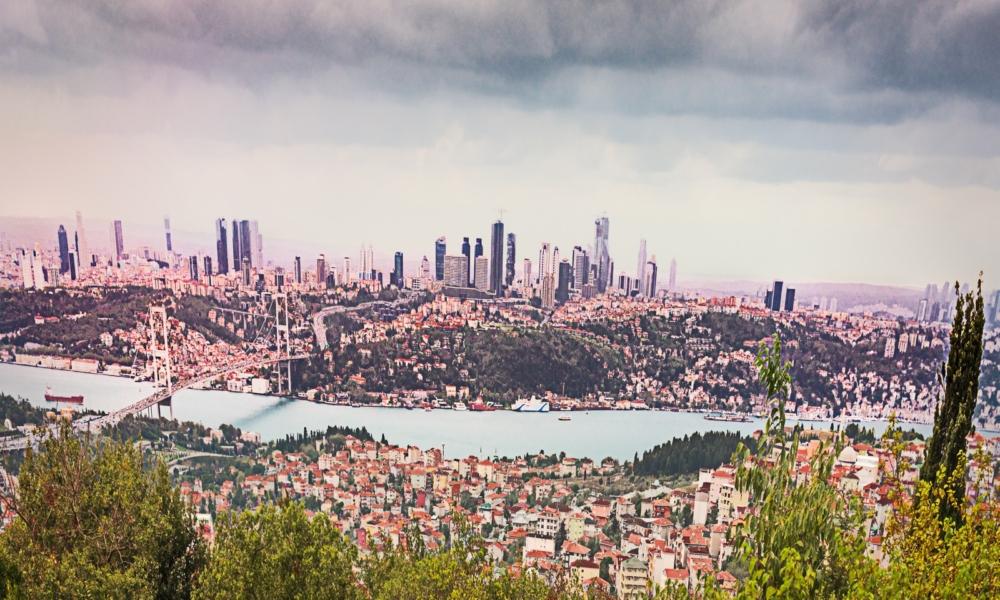 The Strait of Bosporus