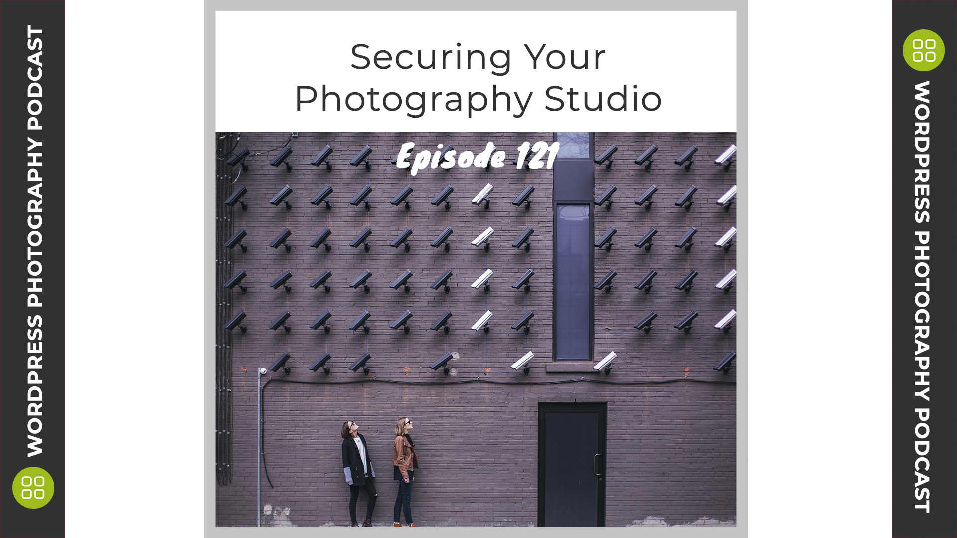 Episode 121 – Securing Your Photography Studio