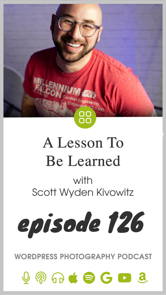 Episode 126 – A Lesson To Be Learned